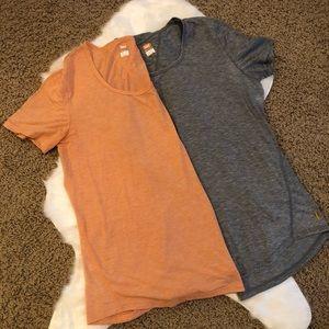 LucyTech Workout Shirts (2)